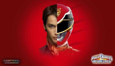 Pr mf red ranger wallpaper by scottasl-d5h8ehv