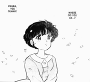 Akane upset - Weak for Life?!