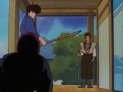 Sasuke explains to Kuno