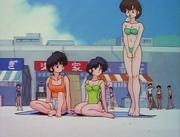 Kasumi joins - Miss Beachside