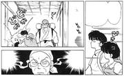 Genma senses Nodoka - Violence of Cooking