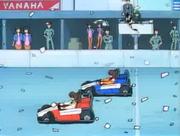 Kasumi wins the race