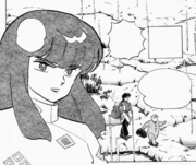 Mousse's Jusenkyo flashback - Duck, Ranma, Duck!