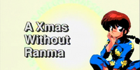 A Xmas Without Ranma