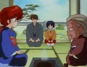 Ranma vs. Sentaro's grandmother - Ep. 95