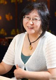 Rumiko Takahashi in 2010