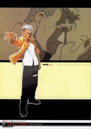 Full Metal Alchemist - Hiromu Arakawa Illustrations (65)