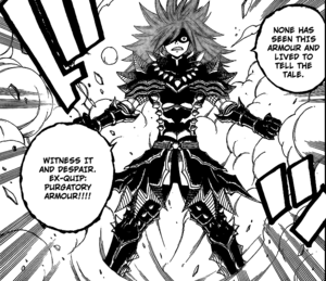 Purgatory Armor