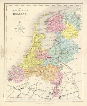 Nehterlands 1868