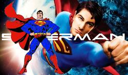 Superman Title Card
