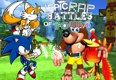 Banjo Vs Sonic