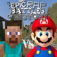File:Mario vs Steve.jpg