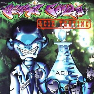 Electric Coolaid Acid Testing EP Cover Art