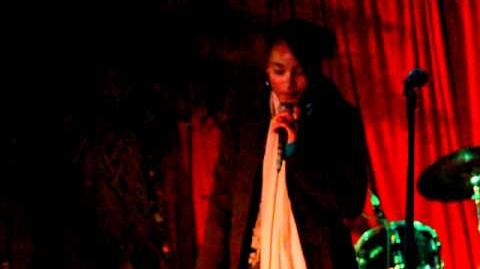 Shawna Flyy Preforms Downtown @ El Mocombo