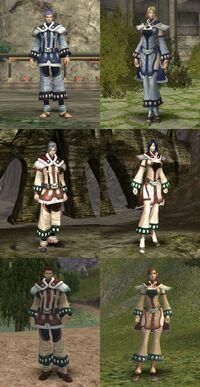 Link Robe