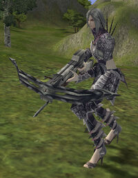 Assault Bowgun