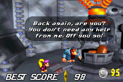 File:Swanky's Dash - Swanky Greeting - Donkey Kong Country 3 (Game Boy Advance).png