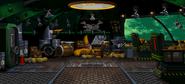 The Flying Krock Interior - NA Background