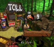 Krow Ending Japanese - Super Donkey Kong 2