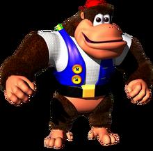 Chunky Kong (Donkey Kong 64)