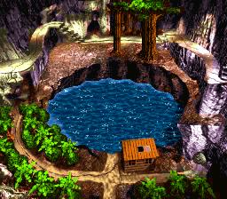 Krematoa - World Map - Donkey Kong Country 3