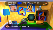 Game Select - Banjo-Tooie