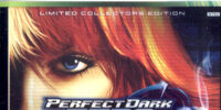 Perfect Dark Zero Limited Collecter's Edition