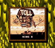 King Zing Ending Japanese - Donkey Kong GB 2
