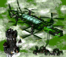 File:The Flying Krock - Overworld - Donkey Kong Country 2 (SNES).png
