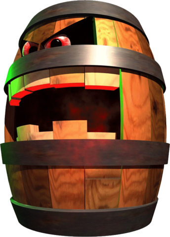 File:Belcha Artwork - Donkey Kong Country 3.png