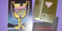 1990 Nintendo World Championships Gold
