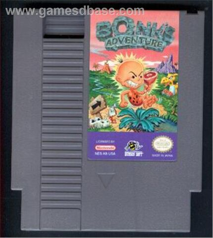 File:B.C. Kid - Bonk-s Adventure - Kyukyoku!! PC Genjin - 1993 - Hudson Soft.jpg