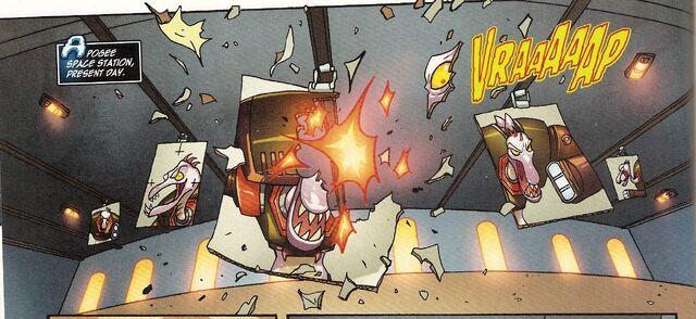 File:Cragmite Ratchet & Clank Issue 3.jpg