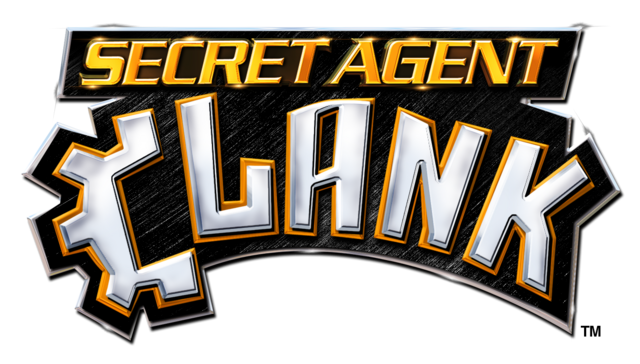 File:Secret Agent Clank logo.png