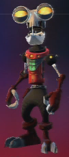 QForce skin - Rusty pete