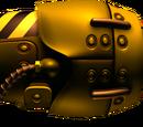 Cañón de succión de oro