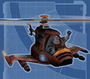 Jefe de Gorilas a pilas (helicóptero)