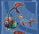 Bestia mutante del pantano