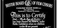 H certificate