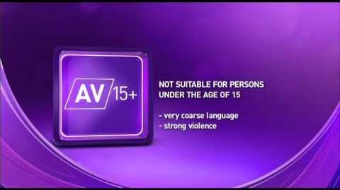 WIN Television AV15+ Classification with Female V.O (11.10.2014)