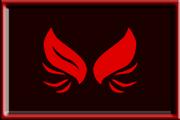 Demon Card Flag