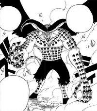 Asura's Demon God form