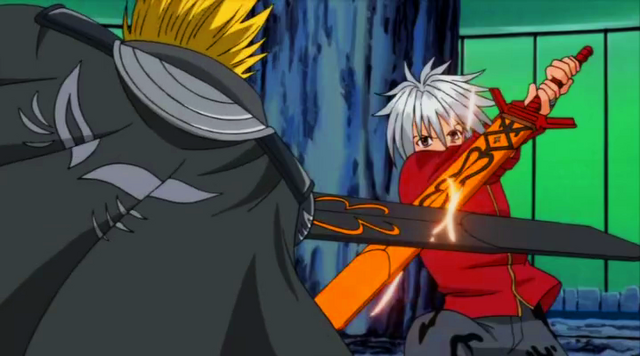 File:King and Haru clash.png