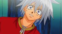 Haru's reaction