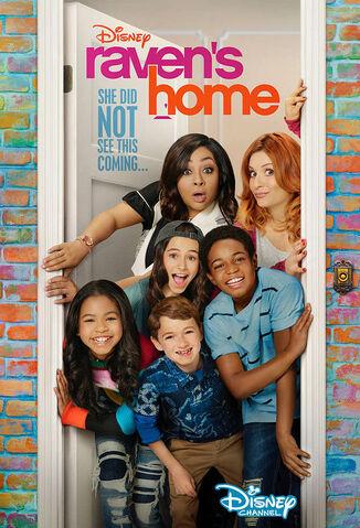 File:Ravens Home Official Poster.jpg