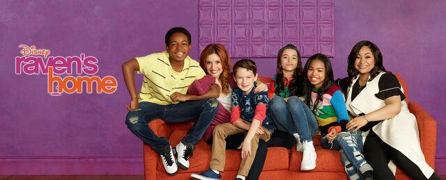 File:Ravens Home Season 1 Promotional Banner.jpg