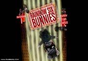 Rainbow six bunnies