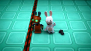 Rabbids Invasion Rabbiddroid (Rabbiddroid)