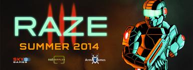 Banner Raze
