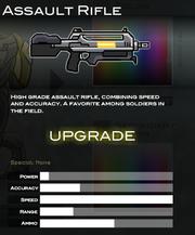 1 Assault Rifle